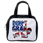 Dont grab my Classic Handbags (2 Sides) Back