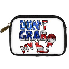 Dont Grab My Digital Camera Cases by Valentinaart