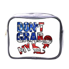Dont Grab My Mini Toiletries Bags by Valentinaart