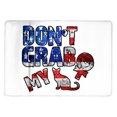 Dont Grab My Samsung Galaxy Tab 10 1  P7500 Flip Case