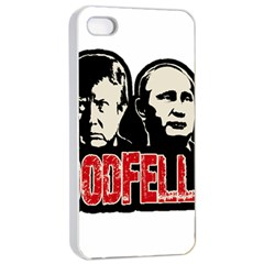 Goodfellas Putin And Trump Apple Iphone 4/4s Seamless Case (white)