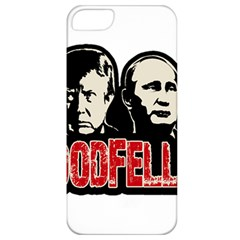 Goodfellas Putin And Trump Apple Iphone 5 Classic Hardshell Case by Valentinaart