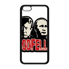 Goodfellas Putin And Trump Apple Iphone 5c Seamless Case (black) by Valentinaart