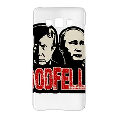 Goodfellas Putin And Trump Samsung Galaxy A5 Hardshell Case  by Valentinaart