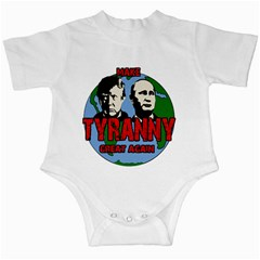 Make Tyranny Great Again Infant Creepers