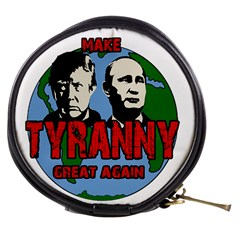 Make Tyranny Great Again Mini Makeup Bags by Valentinaart