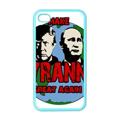 Make Tyranny Great Again Apple Iphone 4 Case (color) by Valentinaart