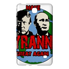 Make Tyranny Great Again Samsung Galaxy Tab 4 (7 ) Hardshell Case  by Valentinaart