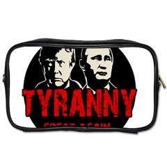 Make Tyranny Great Again Toiletries Bags
