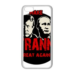 Make Tyranny Great Again Apple Iphone 5c Seamless Case (white)