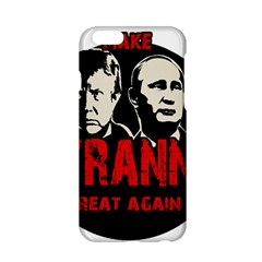 Make Tyranny Great Again Apple Iphone 6/6s Hardshell Case by Valentinaart