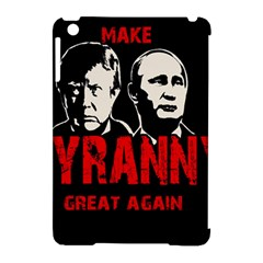 Make Tyranny Great Again Apple Ipad Mini Hardshell Case (compatible With Smart Cover) by Valentinaart