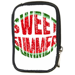 Watermelon   Sweet Summer Compact Camera Cases