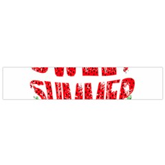 Watermelon   Sweet Summer Flano Scarf (small)