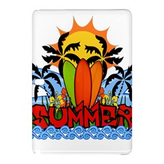 Tropical Summer Samsung Galaxy Tab Pro 10 1 Hardshell Case by Valentinaart