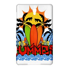 Tropical Summer Samsung Galaxy Tab S (8 4 ) Hardshell Case  by Valentinaart