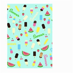 Summer Pattern Large Garden Flag (two Sides)