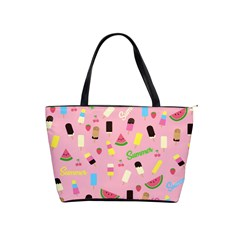 Summer Pattern Shoulder Handbags