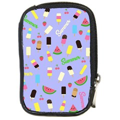 Summer Pattern Compact Camera Cases