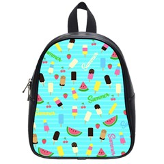 Summer Pattern School Bags (small)