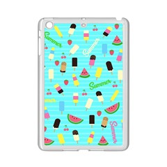 Summer Pattern Ipad Mini 2 Enamel Coated Cases by Valentinaart