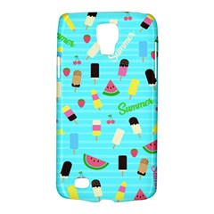Summer Pattern Galaxy S4 Active by Valentinaart