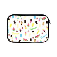 Summer Pattern Apple Ipad Mini Zipper Cases by Valentinaart