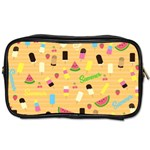 Summer pattern Toiletries Bags 2-Side Front