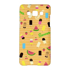 Summer Pattern Samsung Galaxy A5 Hardshell Case