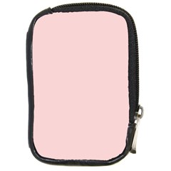 Blush Pink Compact Camera Cases by SimplyColor
