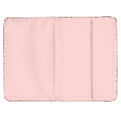 Blush Pink Samsung Galaxy Tab 7  P1000 Flip Case by SimplyColor