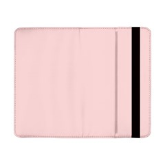Blush Pink Samsung Galaxy Tab Pro 8 4  Flip Case by SimplyColor