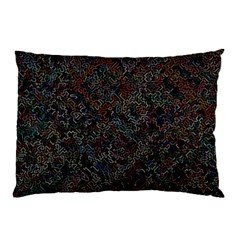 Chaos B3 Pillow Case by MoreColorsinLife