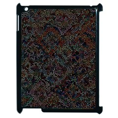 Chaos B3 Apple Ipad 2 Case (black) by MoreColorsinLife