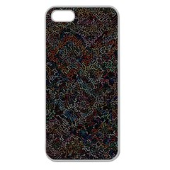 Chaos B3 Apple Seamless Iphone 5 Case (clear) by MoreColorsinLife