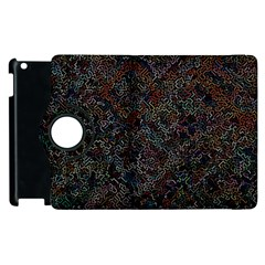 Chaos B3 Apple Ipad 3/4 Flip 360 Case by MoreColorsinLife
