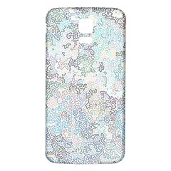 Chaos W1 Samsung Galaxy S5 Back Case (white) by MoreColorsinLife