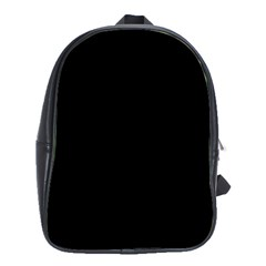 Simply Black School Bags(large)  by SimplyColor
