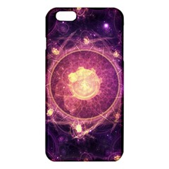 A Gold And Royal Purple Fractal Map Of The Stars Iphone 6 Plus/6s Plus Tpu Case by jayaprime