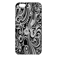 Black White Shape Iphone 6 Plus/6s Plus Tpu Case by Mariart