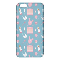 Baby Girl Accessories Pattern Pacifier Iphone 6 Plus/6s Plus Tpu Case by Mariart