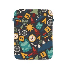 Compass Cypress Chair Arrow Wheel Star Mountain Apple Ipad 2/3/4 Protective Soft Cases by Mariart