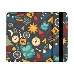 Compass Cypress Chair Arrow Wheel Star Mountain Samsung Galaxy Tab Pro 8 4  Flip Case by Mariart