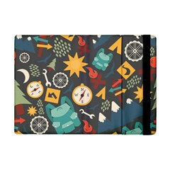 Compass Cypress Chair Arrow Wheel Star Mountain Ipad Mini 2 Flip Cases by Mariart