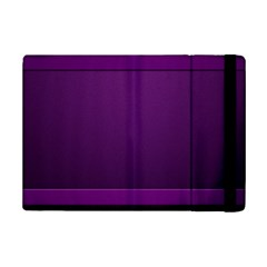 Board Purple Line Ipad Mini 2 Flip Cases by Mariart
