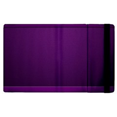 Board Purple Line Apple Ipad Pro 12 9   Flip Case by Mariart