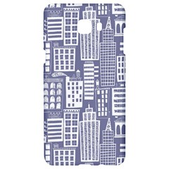 Building Citi Town Cityscape Samsung C9 Pro Hardshell Case  by Mariart