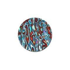 Dizzy Stone Wave Golf Ball Marker (10 Pack) by Mariart