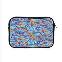 Geometric Line Cable Love Apple Macbook Pro 15  Zipper Case by Mariart