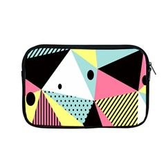 Geometric Polka Triangle Dots Line Apple Macbook Pro 13  Zipper Case by Mariart